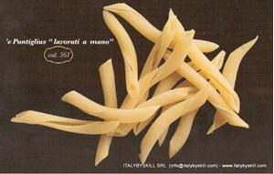 Picture of 'e Puntiglius ''lavorati a mano''