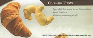 Picture of Cornetto Vuoto
