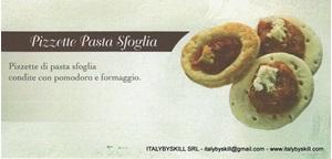 Picture of Pizzette Pasta Sfoglia