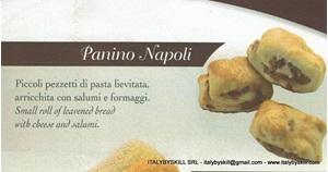 Picture of Panino Napoli