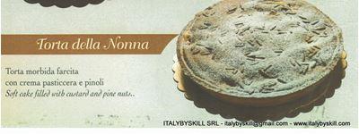 Picture of Torta della Nonna