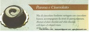 Picture of Panna e Cioccolato
