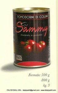 Immagine di Vesuvius tomatoes / Pomodorini di Collina 3000 gr