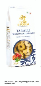 Picture of Tarallini gusto Mediterraneo 250gr