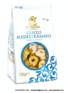 Picture of Mediterranean Tarallini 125 gr