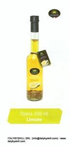Picture of Olio Condimenti Opera Limone 250ml