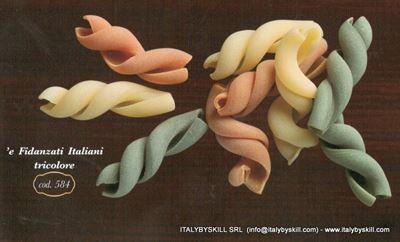 Picture of Fusilloni Tricolore
