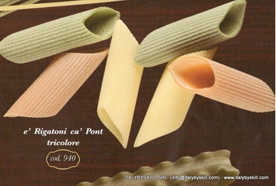 Picture of Rigatoni Tricolore