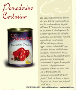 "Picture for category ""Corbarino"" cherry's tomatoes"