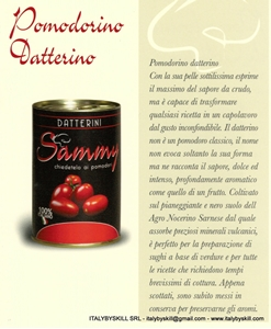 "Picture for category ""Datterino"" cherry's tomatoes"