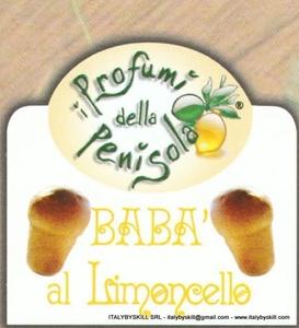 Picture of Lemoncello Babà
